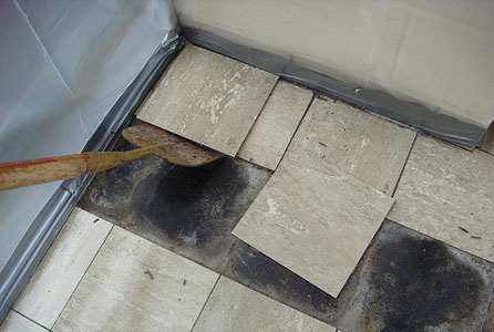 asbestos tile siding removal. Black Bedroom Furniture Sets. Home Design Ideas